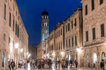 31 - Dubrovnik at Night