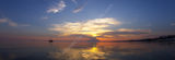 """""""Sunset panorama #2"""" Limited edition of 10 archival prints."""