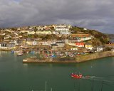 Mevagissey harbour, No.1.