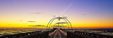 """""""Sunset, Southport Pier #1"""" Limited edition of 10 archival prints."""