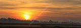 """""""Sunset panorama #1"""" Limited edition of 10 archival prints."""