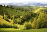 """""""Hills and Valleys, Romania"""" Limited edition of 10 archival prints."""