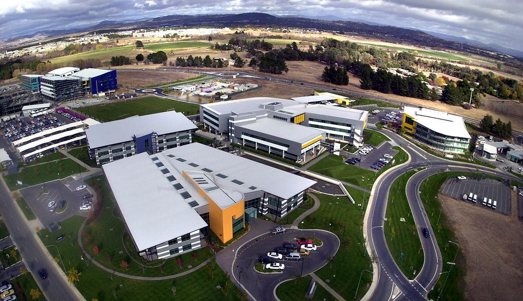 Brindabella Business Park, Canberra Airport