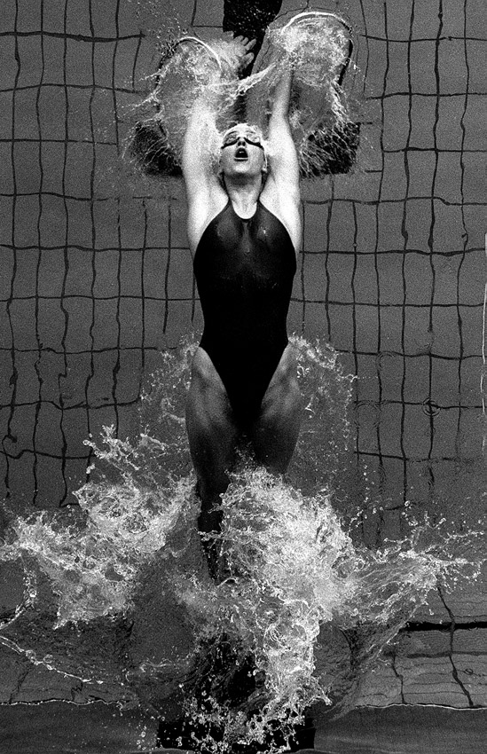 Nicole Stevenson, Olympian