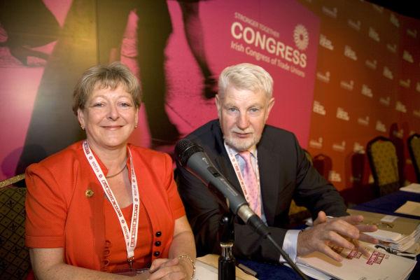 Patricia McKeown & David Begg