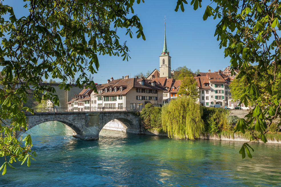 Morning in Bern