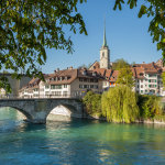 Morning in Bern
