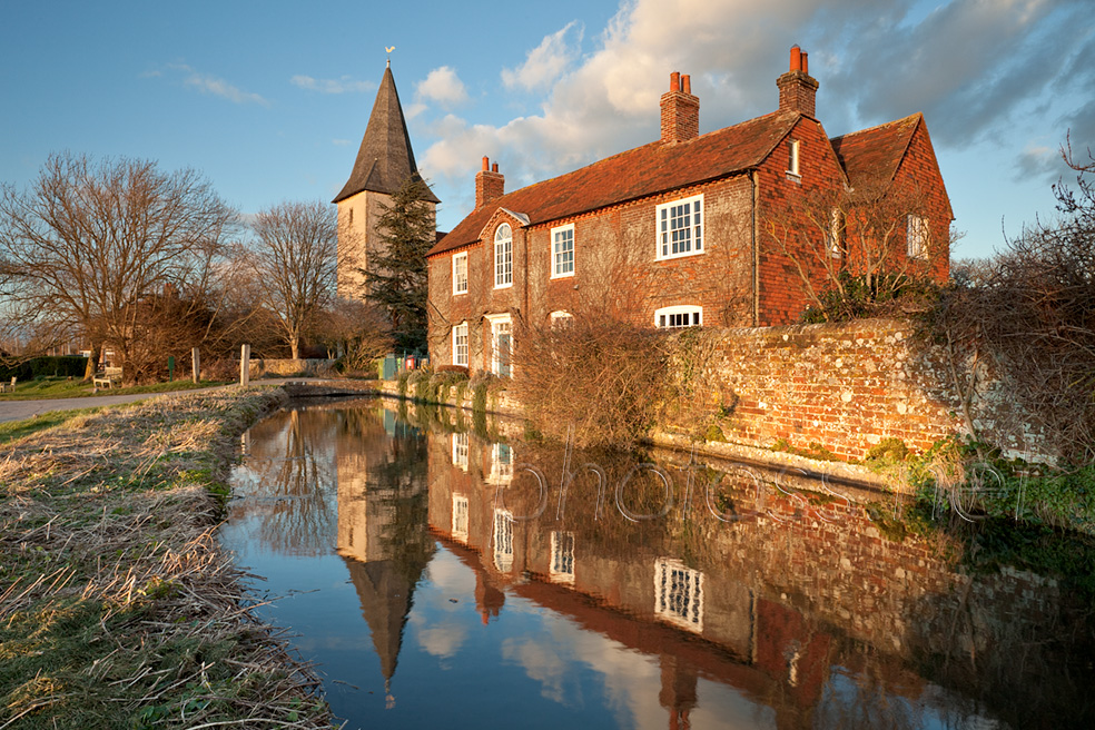 Brook House in Bosham