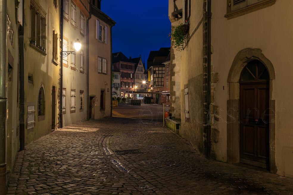 Before dawn in Colmar