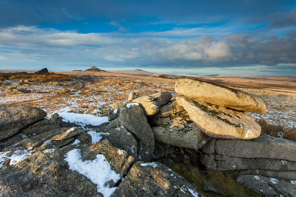 Winter in Dartmoor