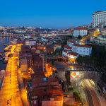 Morning in Porto