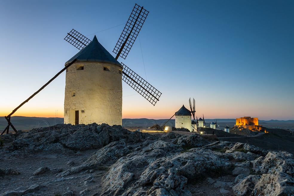 Don Quijote's Nemesis