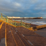 Steps to the Groyne