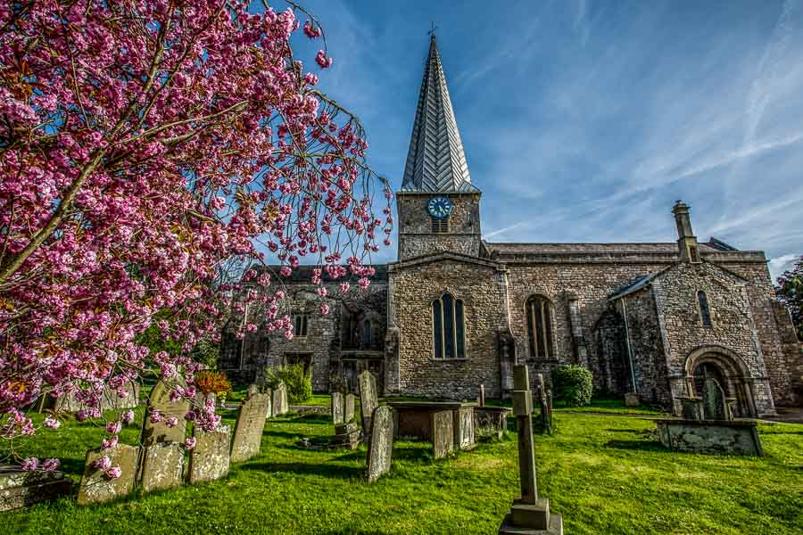 Church & Blossom
