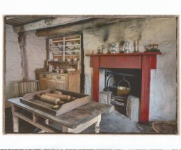 Auchindrain Kitchen