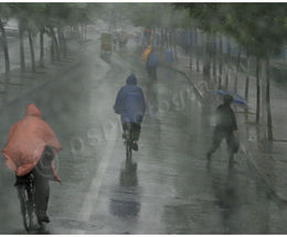 Rainy Day in Beijing 2