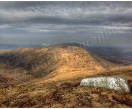 From Merrick towards the Cantin Heads