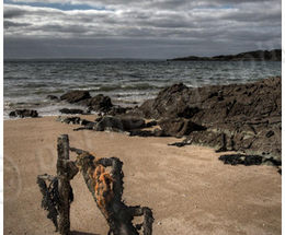 Jetty Remains