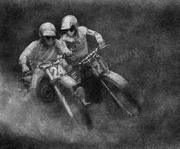 Riders in the Dust