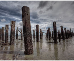 Old Jetty, Thames