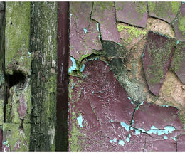 Old Railway Carriage 1