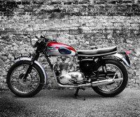 Triumph Trophy TR6/R '61