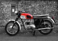 Triumph Bonneville T120 1966