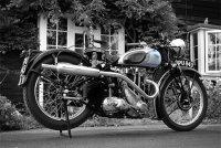 1937 Triumph 350cc Tiger 80