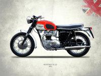 Triumph Bonneville 1966