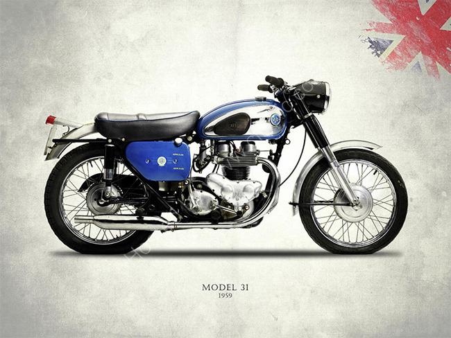 AJS Model 31 1959