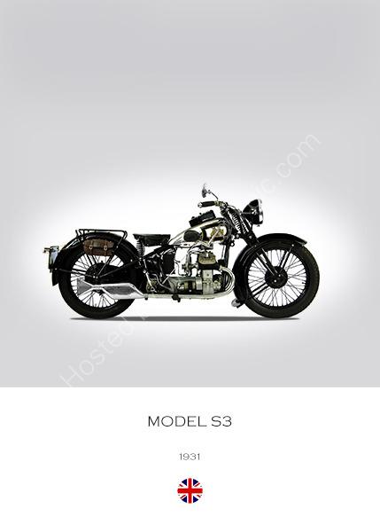 AJS Model S3 1931
