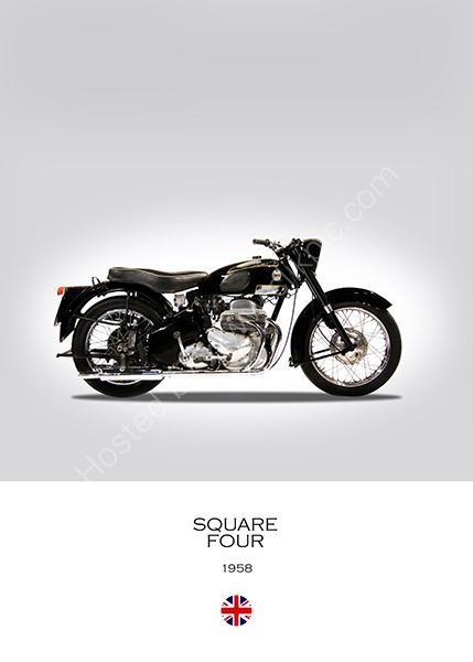 1958 Square Four