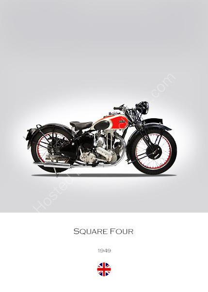 1949 Square Four