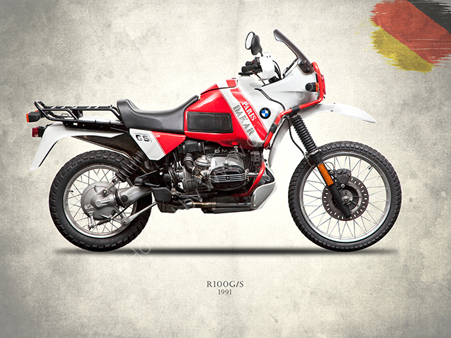 The R100GS