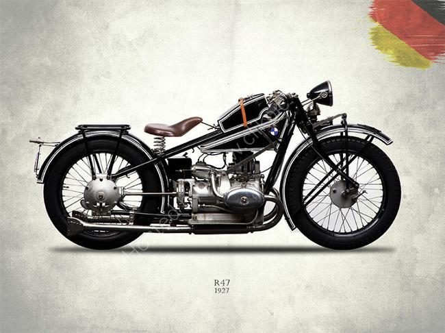 BMW R47 1927
