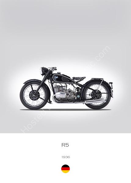 BMW R5