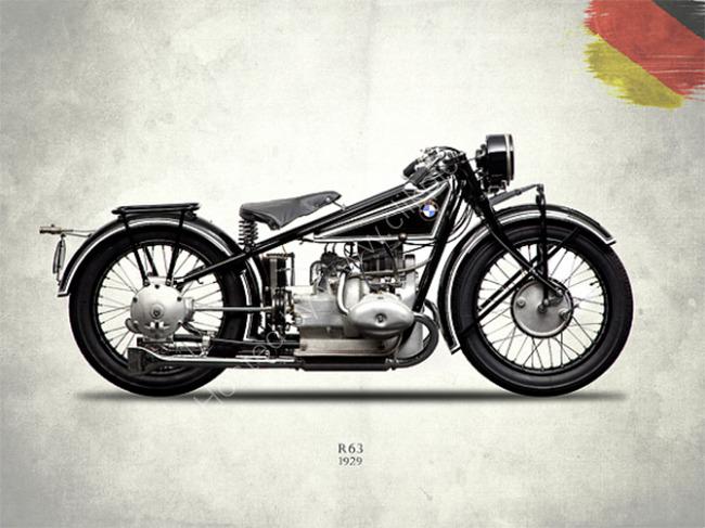 BMW R63 1929