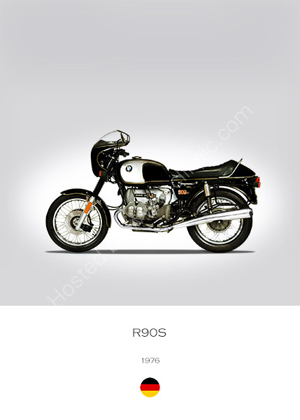 BMW R90S 1976