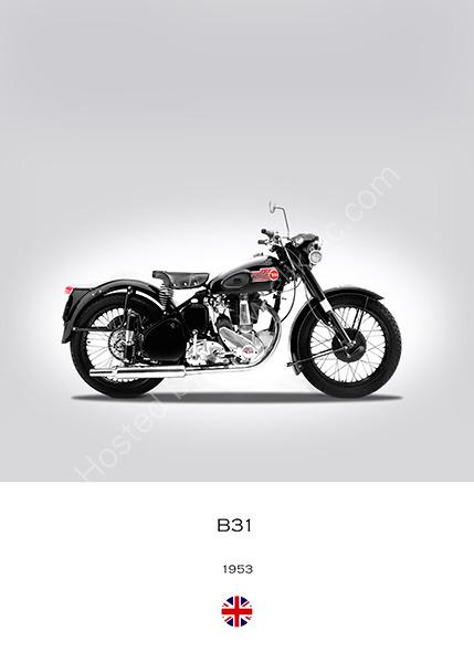 BSA B31