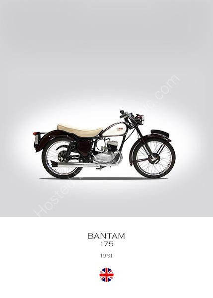 BSA Bantam 1961