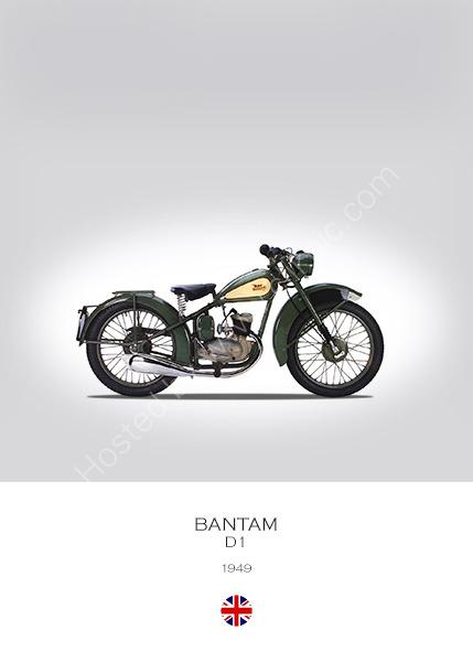 BSA Bantam 1949