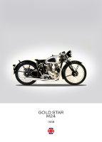 BSA Gold Star 1938