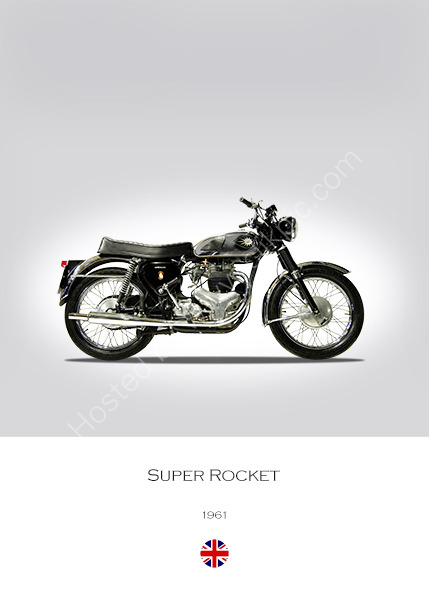 BSA Super Rocket 1961