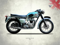 Triumph Bonneville T120 1961