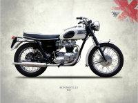 Triumph Bonneville T120 1963
