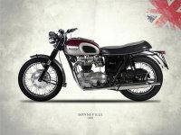 Triumph Bonneville T120 1968