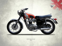 Triumph Bonneville T120 1969