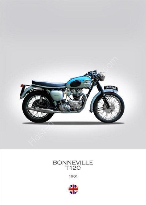 1961 Bonneville