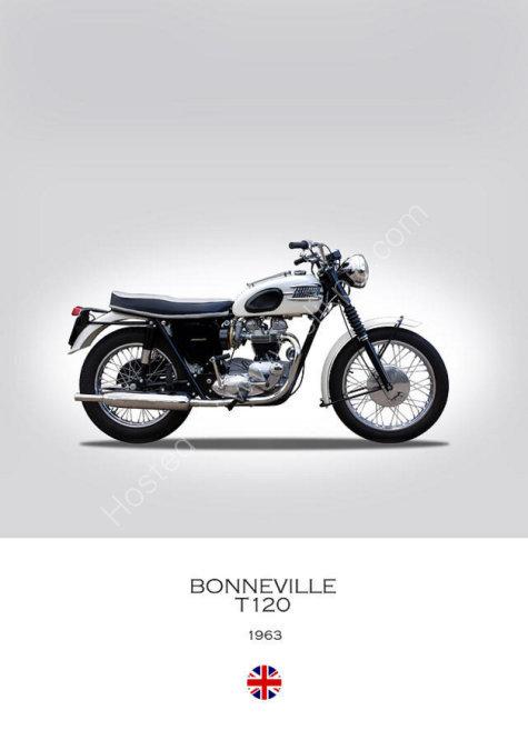 1963 Bonneville