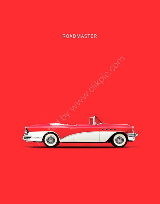 Buick Roadmaster 1955